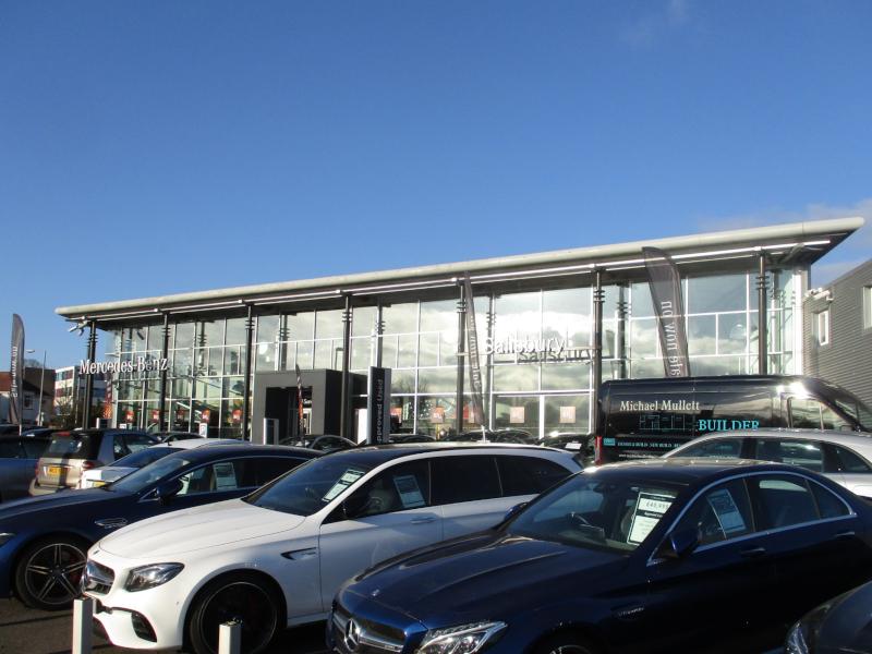 Salisbury - Motor Trade